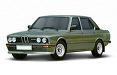 1972 BMW 5시리즈 (1세대 코드명 E12)