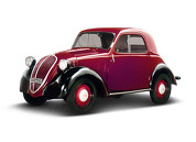 1936 피아트 500 A Topolino