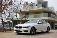 BMW 7세대 520d 시승기