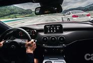 기아 스팅어 3.3 GT VS BMW 330i