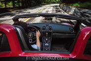 질릴 때까지 포르쉐 718 박스터 GTS 타고 달리기