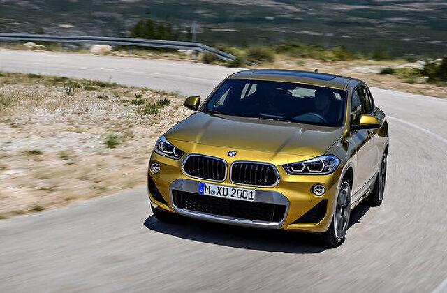 BMW X2 관련 이미지