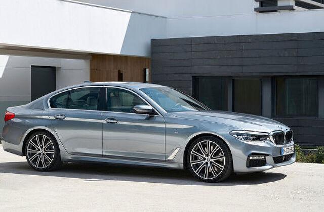 BMW 5시리즈 세단 관련 이미지