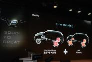 [포토] 후륜구동 및 AWD 시스템을 탑재한 쌍용자동차 G4 렉스턴