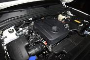 [포토] LET 디젤 엔진을 탑재한 쌍용자동차 G4 렉스턴