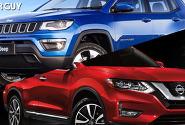 효율성 굿 가솔린 SUV 전성시대..3천만원대 수입 SUV 4종