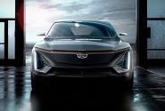 캐딜락, 첫 순수전기차 'EV 콘셉트' 공개..주행거리 482km 이상 기대