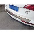 [해외]Stainless Steel Rear Bumper Protector Sill Plate Cover for Audi Q5 2010-2013 2014 크롬 스타일링