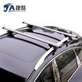 [해외]aluminum alloy ultra-quiet roof rack crossbars for Volkswagen Tiguan Touareg Touran 크롬 스타일링