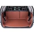 [해외]AA 특별 트렁크 시보레 캡티바 5 석 방수 가죽 매트 캡티바 5 좌석 Lagguge 패드