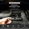 카군 BMW X3 X4 바닥 송풍구커버 몰딩 튜닝 자동차용품