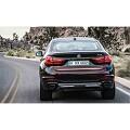 [해외]For BMW X6 2015 stainless steel rear gate lid cover 1pcs 인테리어 몰딩