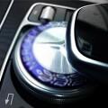 (명카)벤츠 AMG 컨트롤 노브 스티커 W205 213 E C GLC