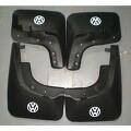 [해외]Free shipping 2010-2012 Volkswagen Tiguan Soft plastic Mud Flaps Splash Guard Fender 크롬 스타일링