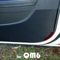 르노삼성 QM6 카본패브릭 도어커버