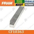 지프 그랜드 체로키 III 6.1 V8-SRT8 프램[FRAM] 활성탄 항균필터 에어컨필터 06/3~07/12 CF10363 LK1726