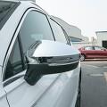 [해외]New Chrome Rearview Door Mirror Cover Trim for Volkswagen Tiguan 2017 크롬 스타일링